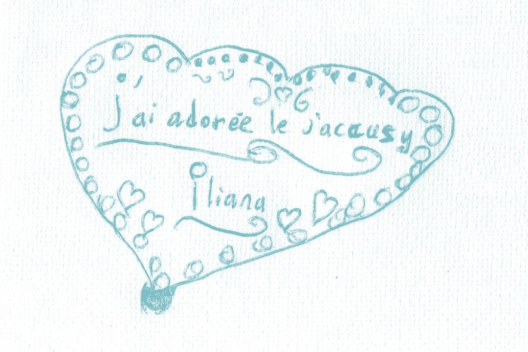 Dessin coeur jacuzzi
