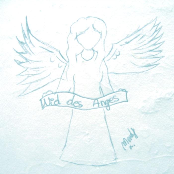 Dessin Ange