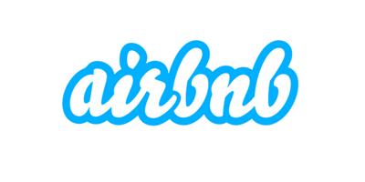 Logo Airbnb et lien