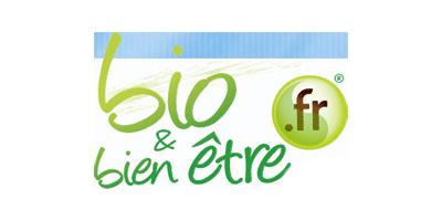Logo Bio et bien être et lien