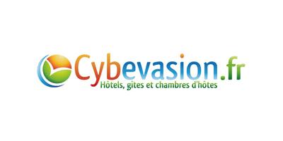 Logo Cybevasion et lien