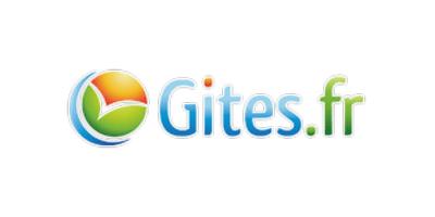 Logo Gîtes.fr et lien