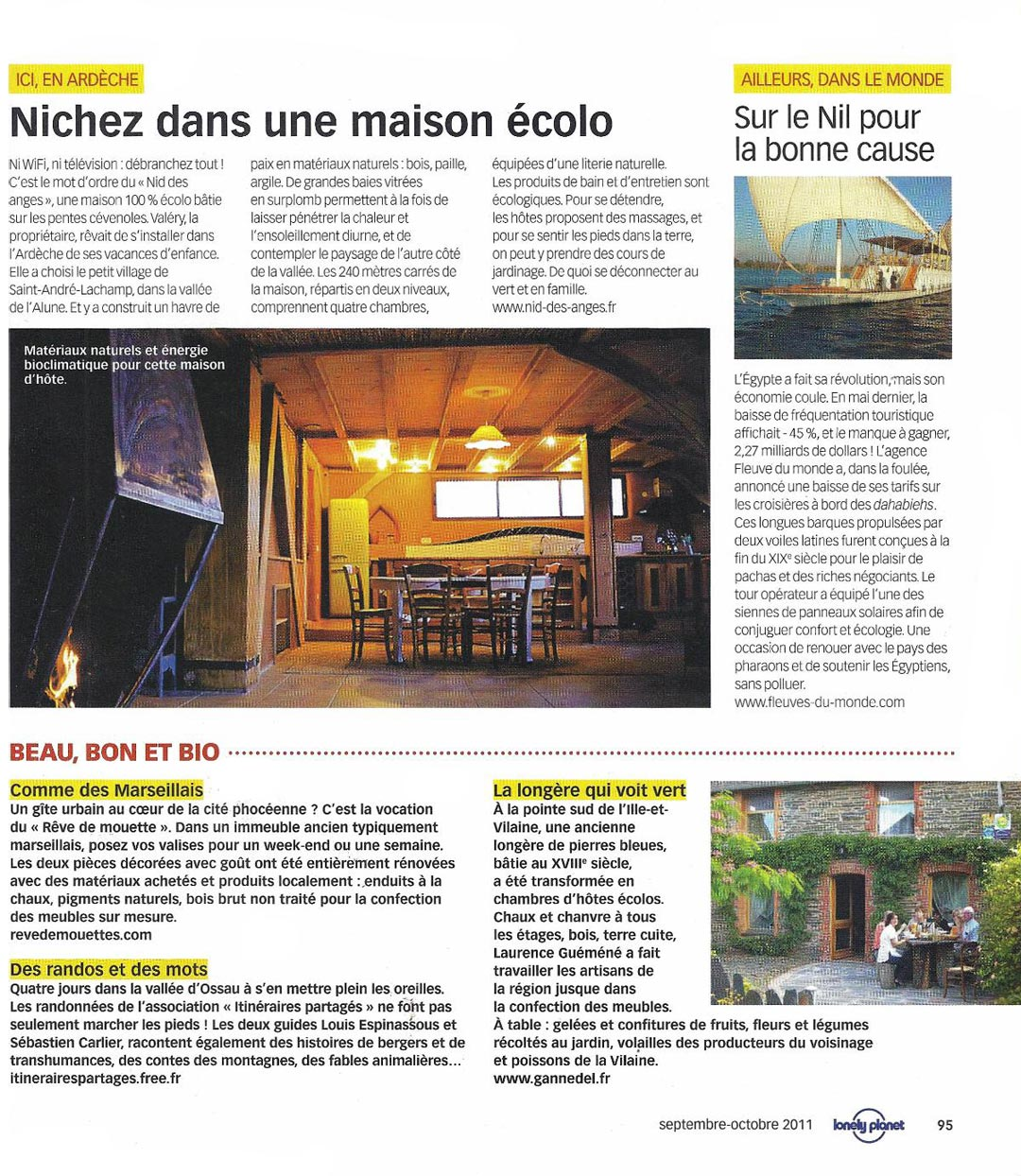 Article Lonely Planet