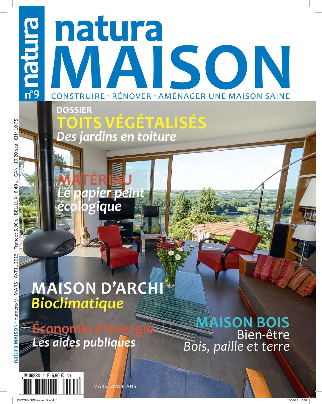 Une magazine Natura Maison