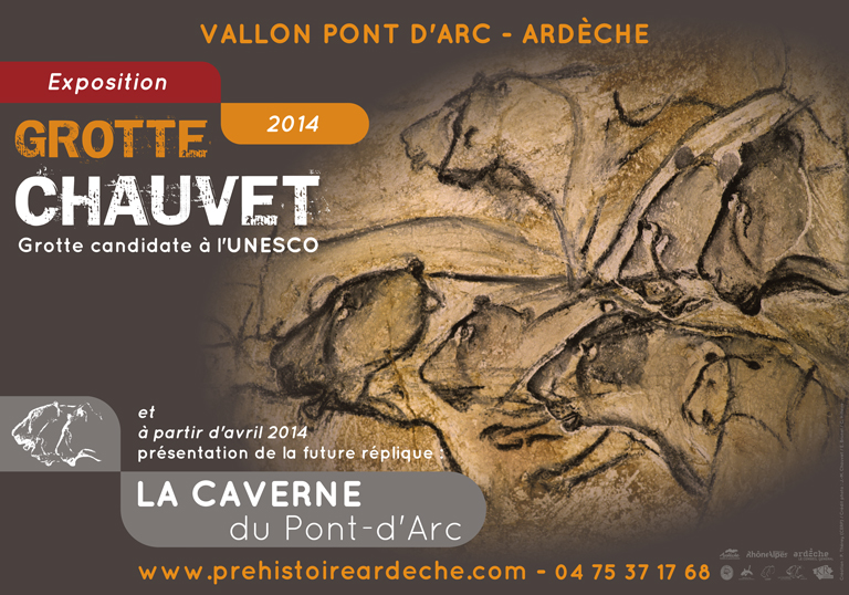 La préhistoire en Ardèche