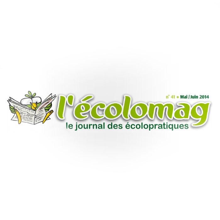 Logo L'écolomag