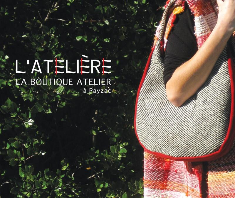 De l'économie sociale et solidaire… En Sud Ardèche, c'est l'Atelière