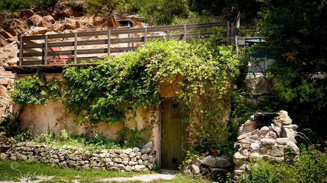 Terrasse jacuzzi